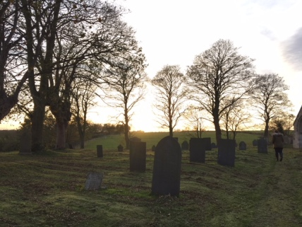 Garthorpe churchyard